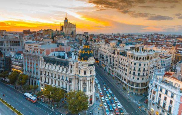 Oficinas Madrid Daleph