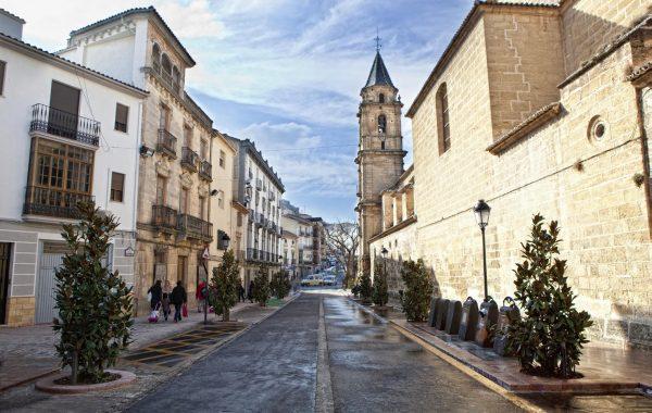 Imagen Desarrollo territorial Alcalá la Real