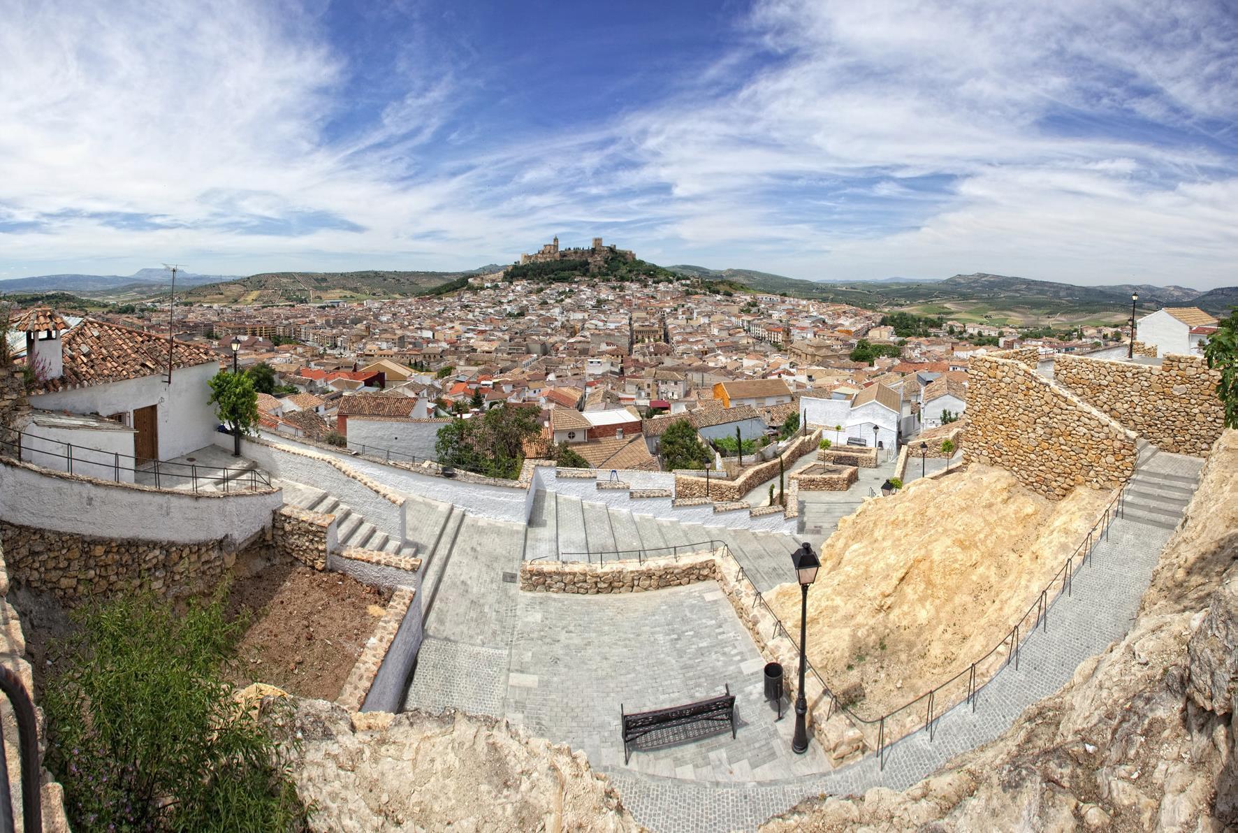 Desarrollo territorial Alcalá la Real