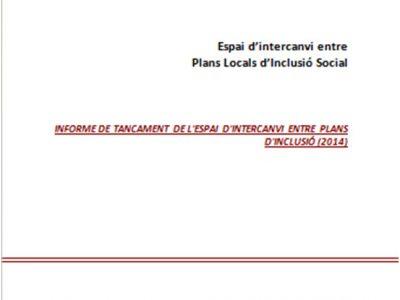 Planes inclusión social